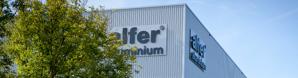 alfer® aluminium GmbH - company, manufacturer and provider of premium-quality DIY products
