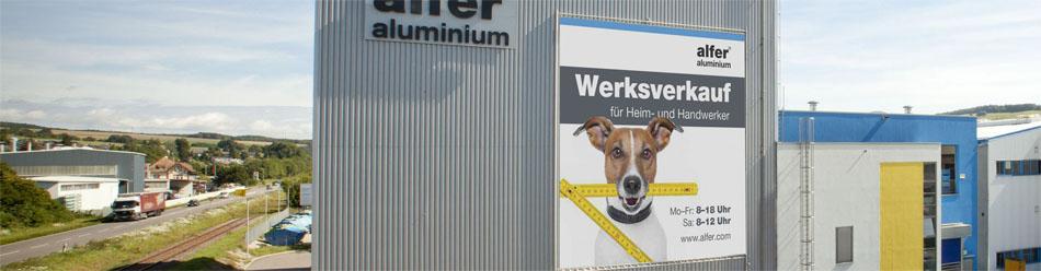 Alfer Werksverkauf In Dortmund Und Wutoschingen Horheim