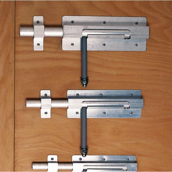 Piccole soluzioni - Cerrojos para puertas de aluminio ...